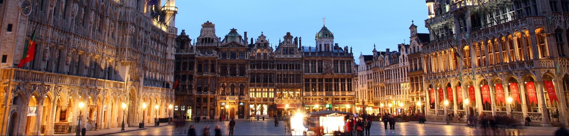 Bruxelles, la città nella quale vivo dal 1995